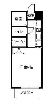 WIN台原の間取り図